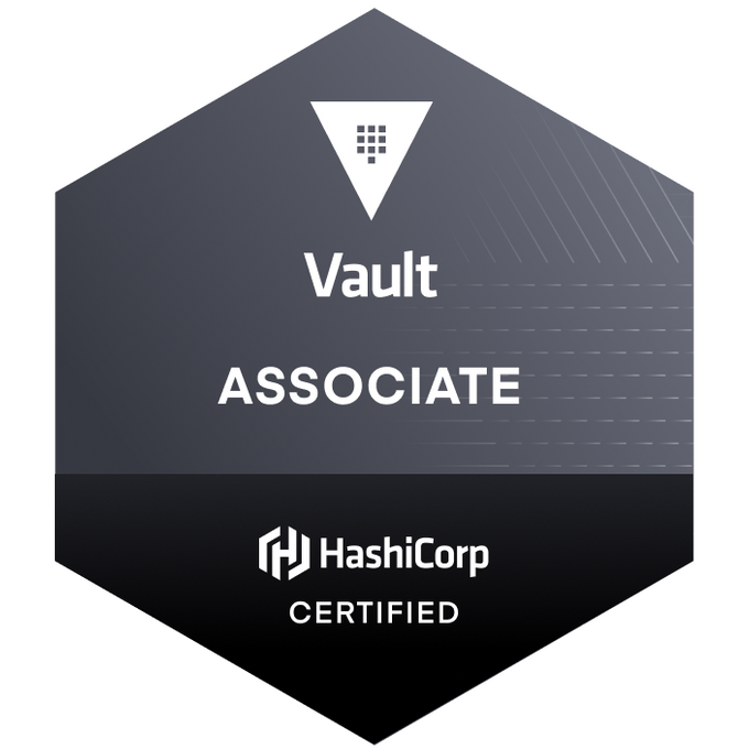 HashiCorp Certified: Vault Associate
