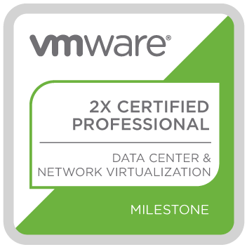 Double VCP – Data Center Virtualization & Network Virtualization