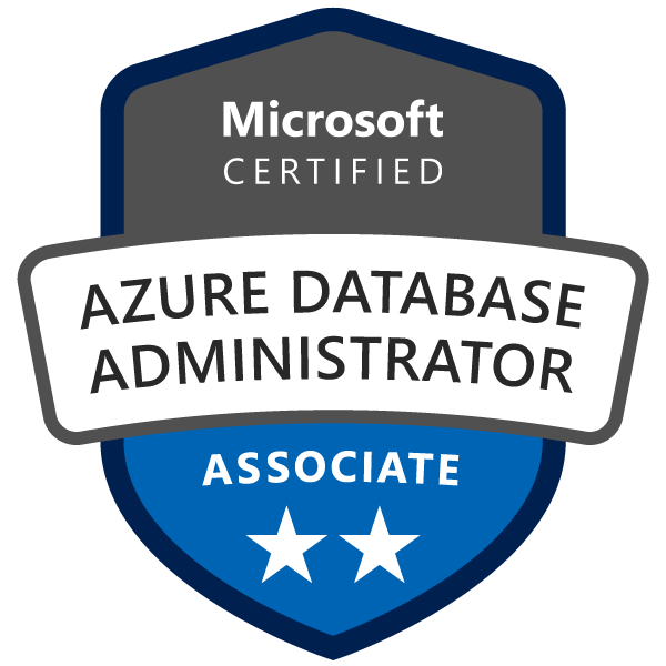 MS Certified: Azure Database Administrator Associate