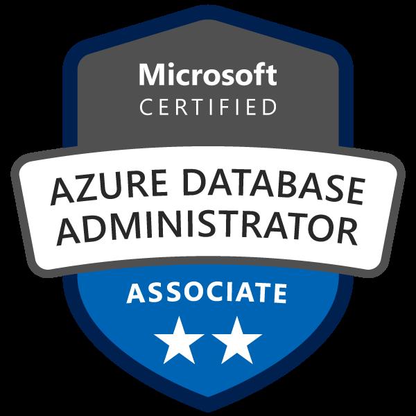MS Certified: Azure Database Administrator Associate