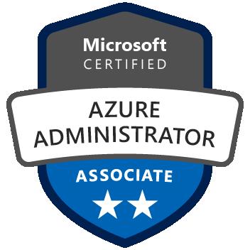 MS Certified: Azure Administrator Associate